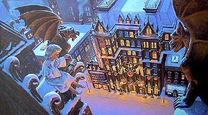 The Lost Christmas Eve CD -Insert Spread- Trans-Siberian Orchestra ...