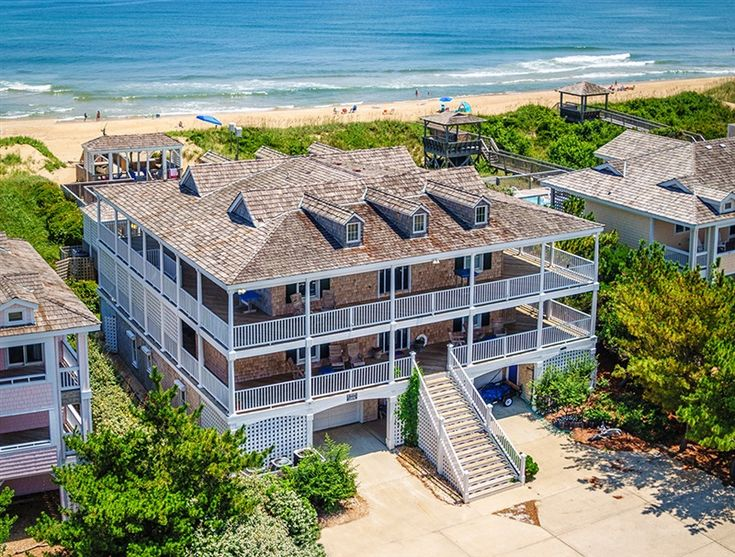 17 best images about outer banks exteriors on pinterest for Beach house plans outer banks