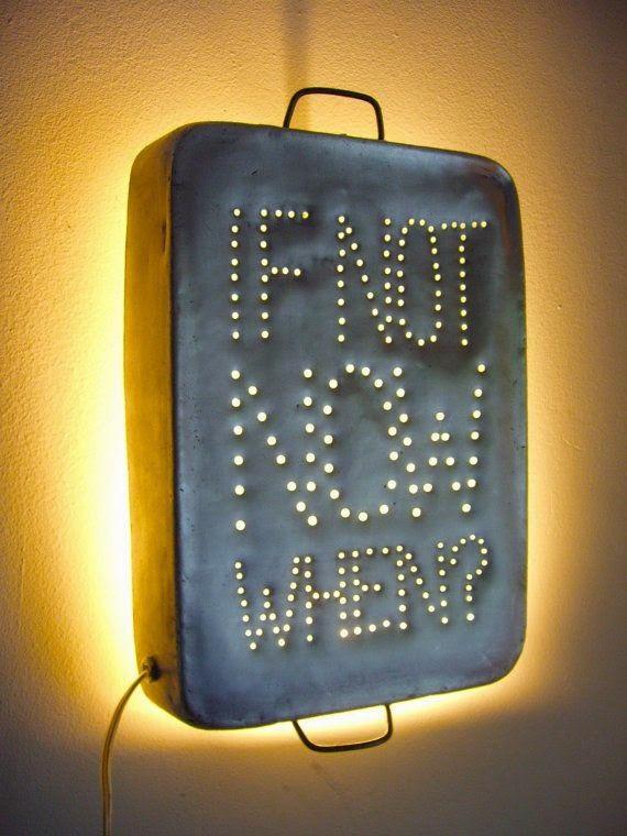blog de decoração - Arquitrecos: Luminárias alternativas