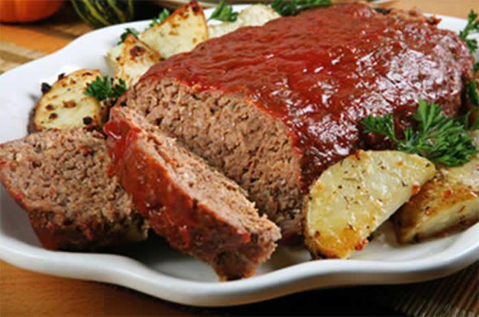 Pain de viande facile au thermomix. Voici une délicieuse recette de Pain de viande (meatloaf), facile et simple a préparer avec le thermomix.