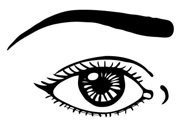 dibujos de ojos para colorear - Cerca amb Google