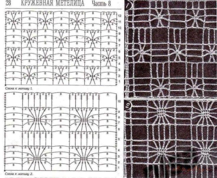 Gallery.ru / Фото #1 - Геометрические ажурные сетки - Alleta