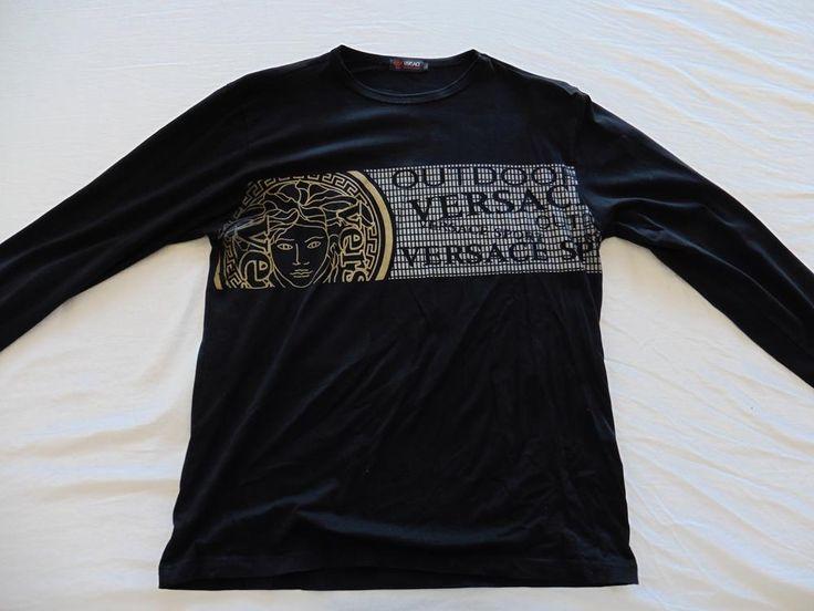 9,00€ · Camiseta Larga Versace · Camiseta larga de la marca Versace. Solo me la he puesto una vez. · Moda y belleza > Ropa de hombre > Camisetas y polos de hombre > Camisetas de hombre > Camisetas manga larga de hombre
