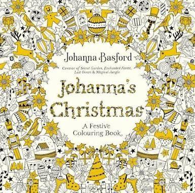 Johanna' Christmas, Johanna Basford, United Kingdom 🇬🇧 my rating 4