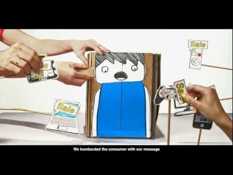 Wow!! Creative presentation and Thinking    Source: http://creativecriminals.com/category/animation/