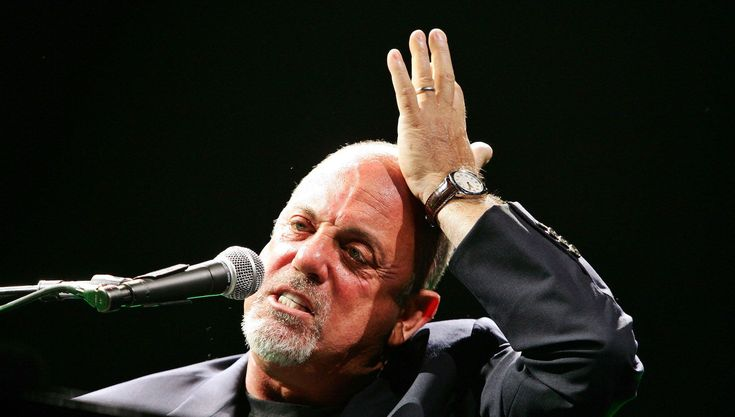 Billy Joel has sold a million Madison Square Garden tickets, because albums don't make money