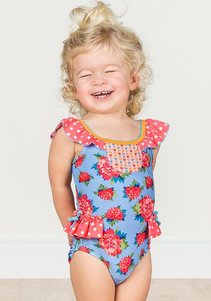 "New! Matilda Jane ""Lake Day"" Doll Swimsuit"