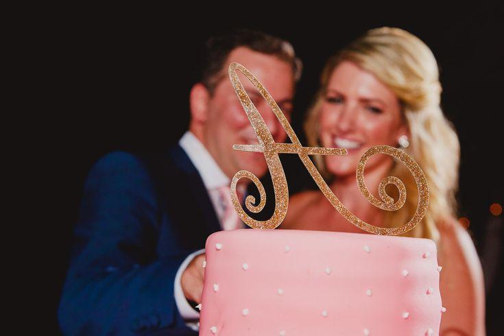 Wedding cake photo - Athens Greece