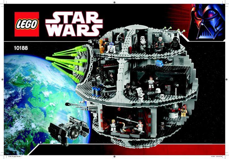 Star Wars Ultimate - SW Death Star [Lego 10188]