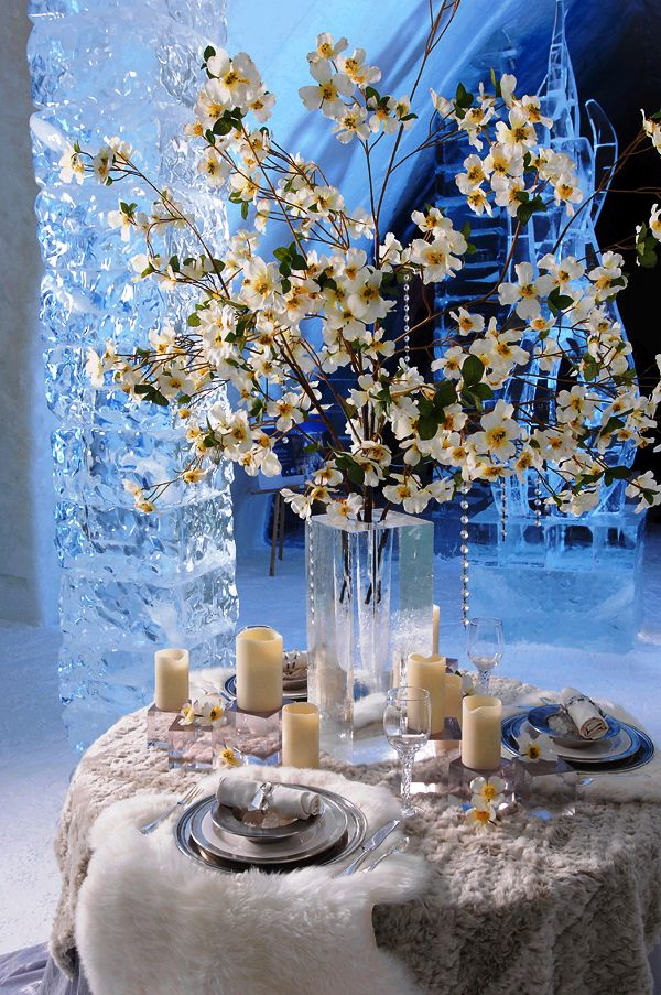 25 Winter Wedding Decorations Ideas