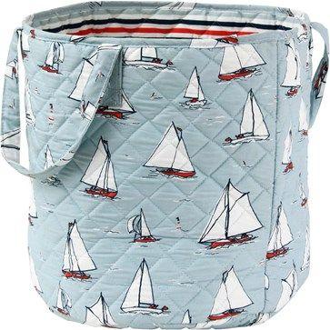 Starboard Storage Basket - Wallace Cotton