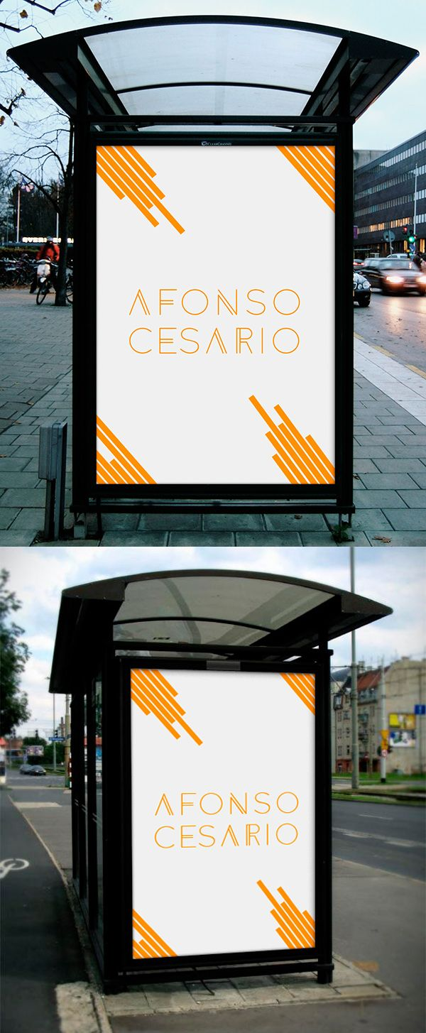 Free Outdoor Advertising Mockups #freepsdfiles #freepsdmockups #mockuptemplates