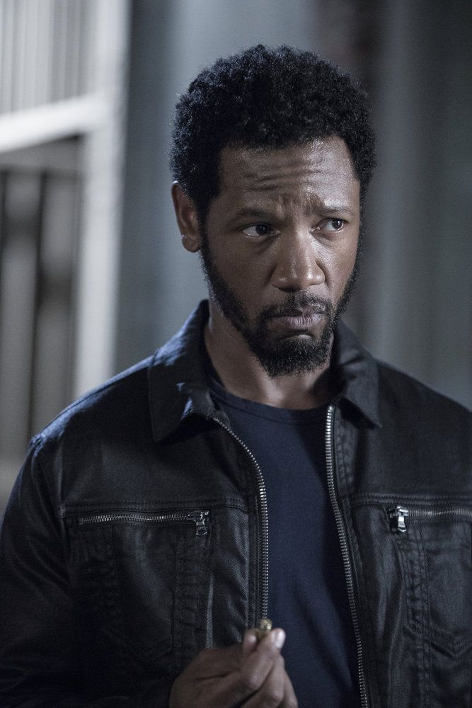 Tory Kittles as Broussard in Colony (2016)