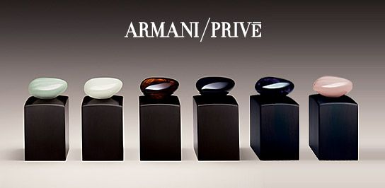 Packaging of the World: Creative Package Design Archive and Gallery: Armani Privé by Giorgio Armani