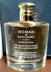 Mujer Por RALPH LAUREN 3.4 OZ (approx. 96.39 g) 100 ml Eau de Parfum Spray  Mujeres Nuevo Tst 2017 ecab30b1129