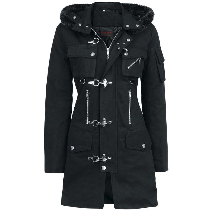 Clasp Coat from Queen Of Darkness