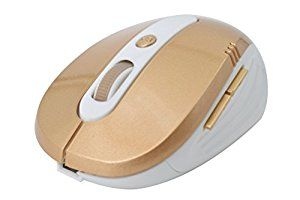 ExtraFind S5 Rechargeable Silent Click Wireless mouse,USB Optical LED Quiet Noiseless Wireless Computer Mouse for Mac/Notebook/Laptop