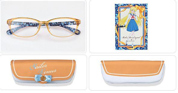 Óculos Sailor Moon Crystal - Premium Bandai - GEEKISS