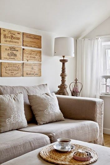 28 best old wood images on pinterest woodworking - Decoration interieur mas provencal ...