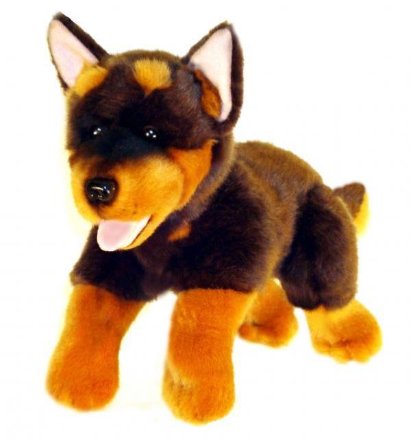 Kelpie Gismo Plush Toy