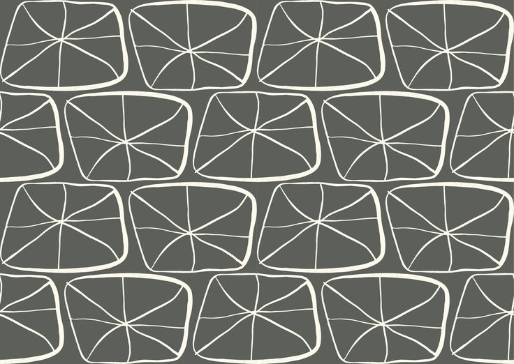 Lily Fink MoneyPenny Collection - Splice Steel. Wallpaper or Fabric.