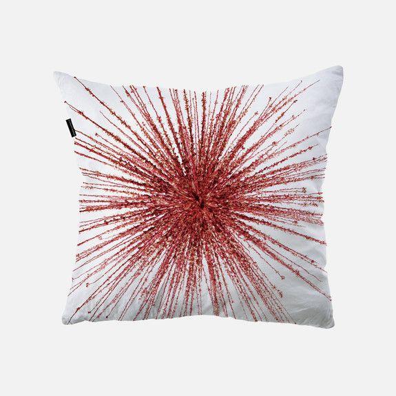 Clinton Friedman - Palm Heart Cushion Cover