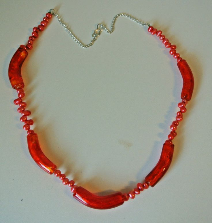 Valentines day special neckset by ShrisJewelryBoutique on Etsy