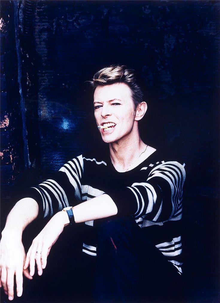 David Bowie by Ellen von Unwerth