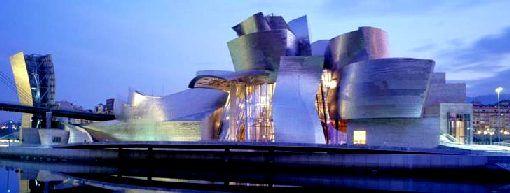Arquitectura y Color Museo Guggenheim de Bilbao http://www.arquitexs.com/2010/11/arquitectura-y-color.html