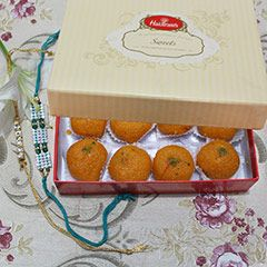 Sweet Gift Hamper Now at Rakhibazaar.com #Sweets #Rakhigifts #RakhiBazaar