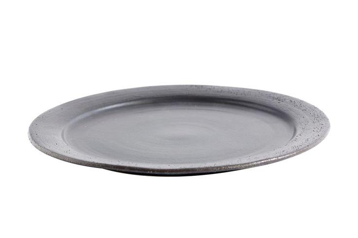 Plate Swift Big Black