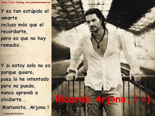 Ricardo Arjona Canciones De Amor Rar Pklost