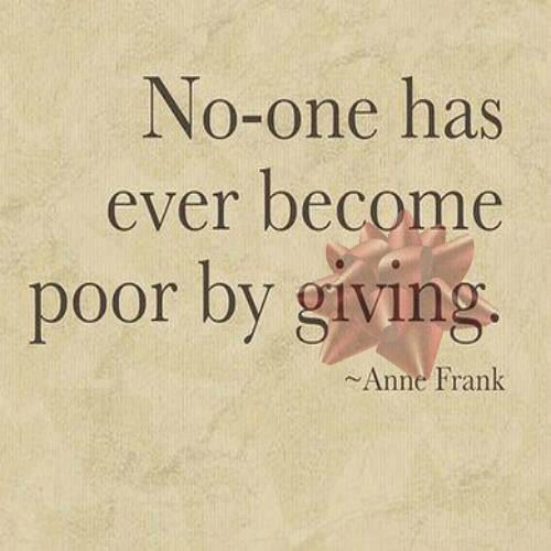 Quotes About Giving Back Simple 8 Best Giving Back Images On Pinterest  Live Life Quote Life And . Review