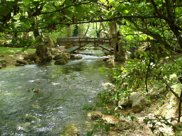 Agios Nikolaos, Naousa, Greece - Agios Nikolaos park