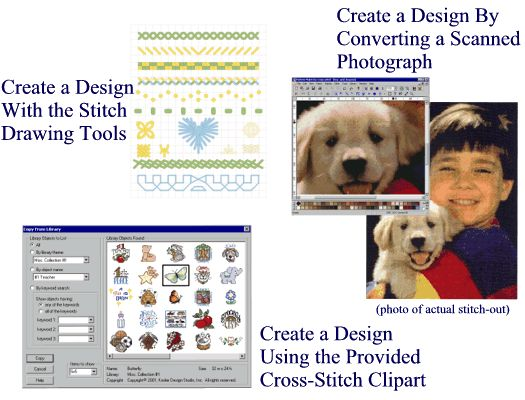 Welcome to HobbyWare - The source for high-quality cross-stitch design software!