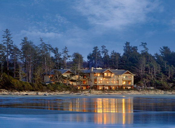 Long Beach Lodge, Toffino, Vancouver Island