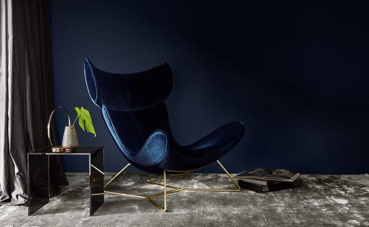 Imola - fabric designer armchair Sydney