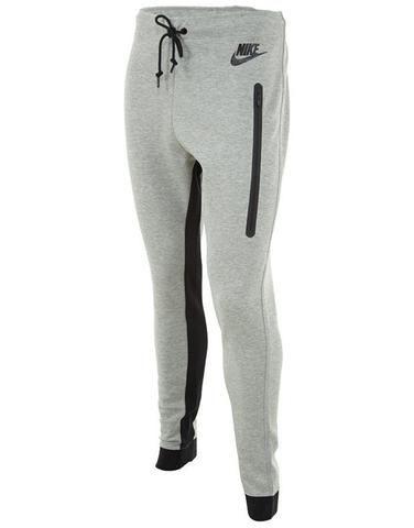 """NIKE""Fashion Print Solid Grey Stretch Jogging Yoga Gym Sports Fitness Women Sweatpants Trousers Pants"