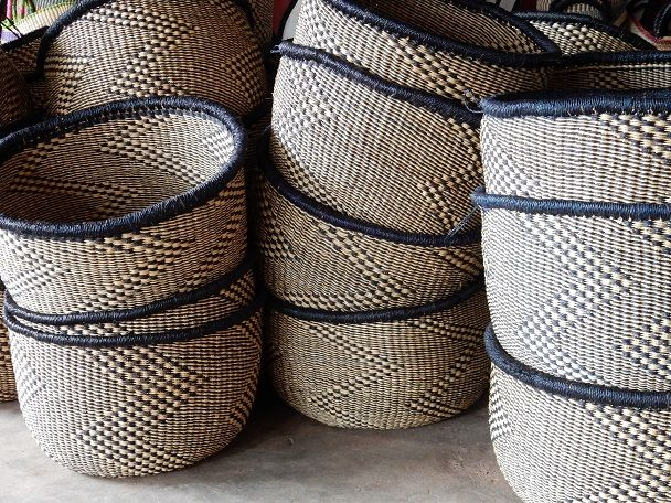 We love to bring you items that look good and do good. Baskets from The Blessing Basket Project® do exactly that.