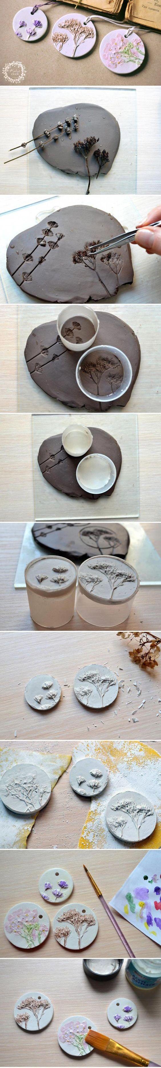 Comment faire des accessoir en poterie