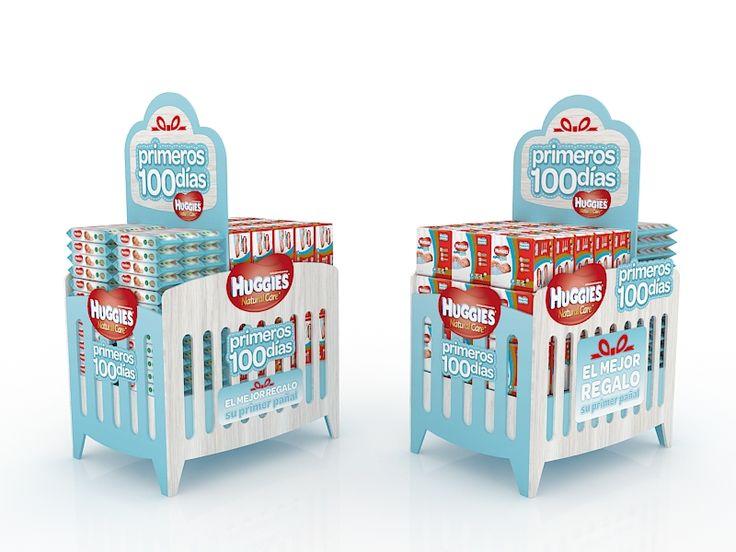 Primeros 100 días   Huggies on Behance