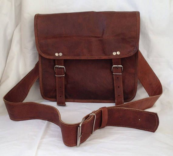 12 Genuine Leather Satchel  12 Genuine Leather