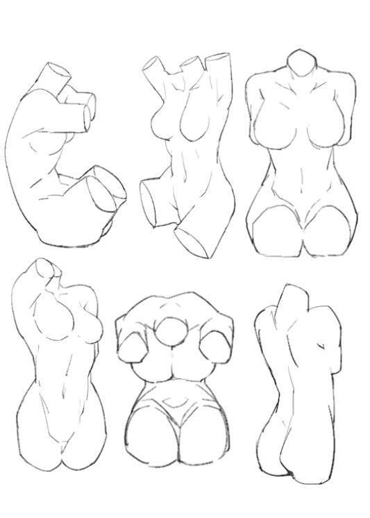 """おシャケさんはTwitterを使っています: """"人体練習2- http://t.co/MpwlHFiESy"""""""