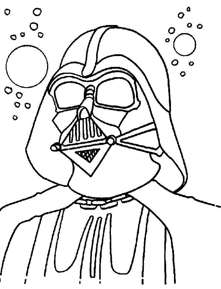 star wars personaggi da colorare - Cerca con Google