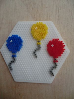 Balloons (square board)