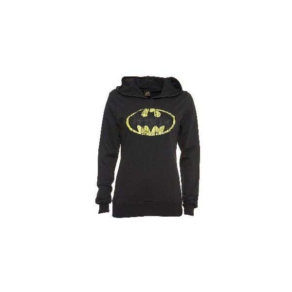 batman hoodie ❤ liked on Polyvore featuring hoodies, jackets, batman, tops and shirts