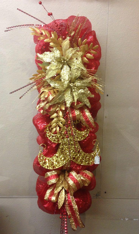 Burgundy Christmas Decorations