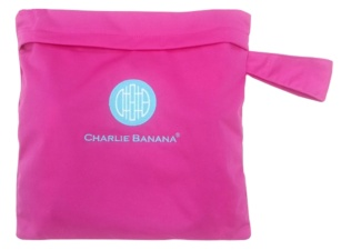 Charlie Banana Waterproof Tote Bags - Cheeky Bug