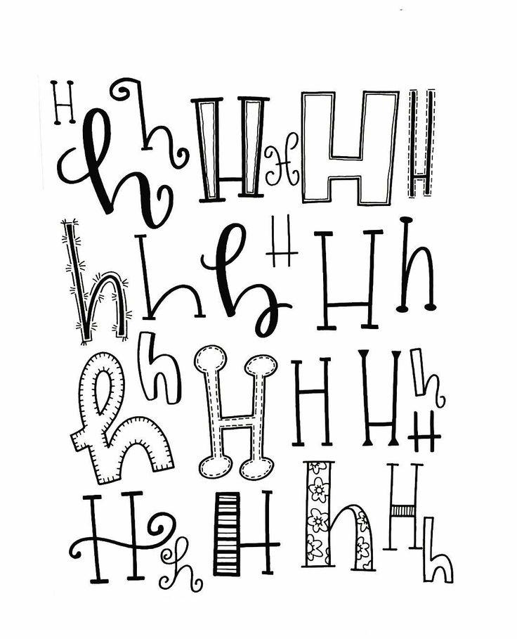 M s de 25 ideas incre bles sobre letras caligraficas en - Letras para serigrafia ...