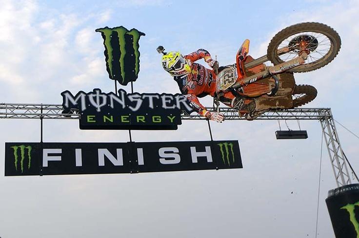 Tony Cairoli MX1 Jump